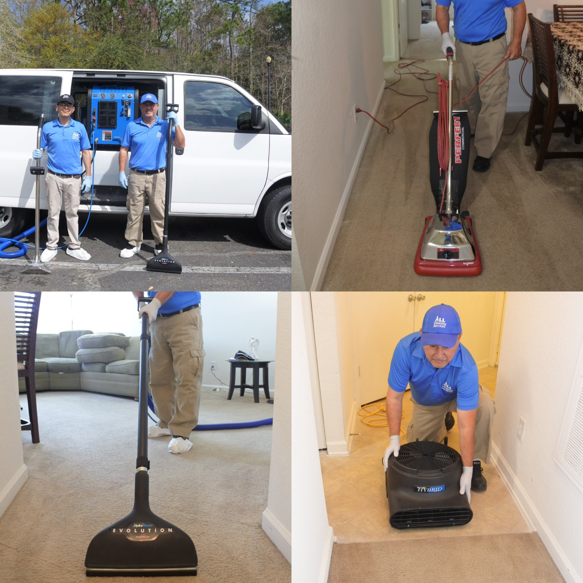 All Cleaning Services in Jacksonville Fl