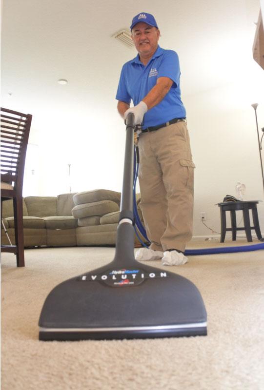 Carpet Steam Cleaning in Jacksonville Fl