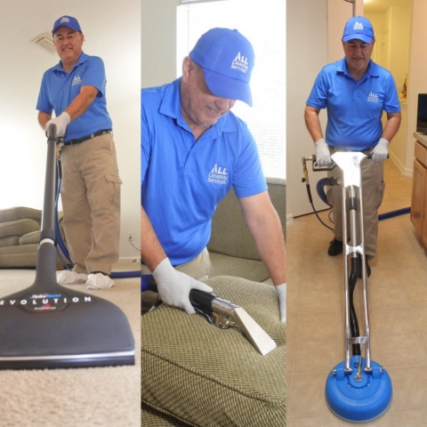 Carpet, Tile, and Upholstery Deep Steam Cleaning in Jacksonville Fl