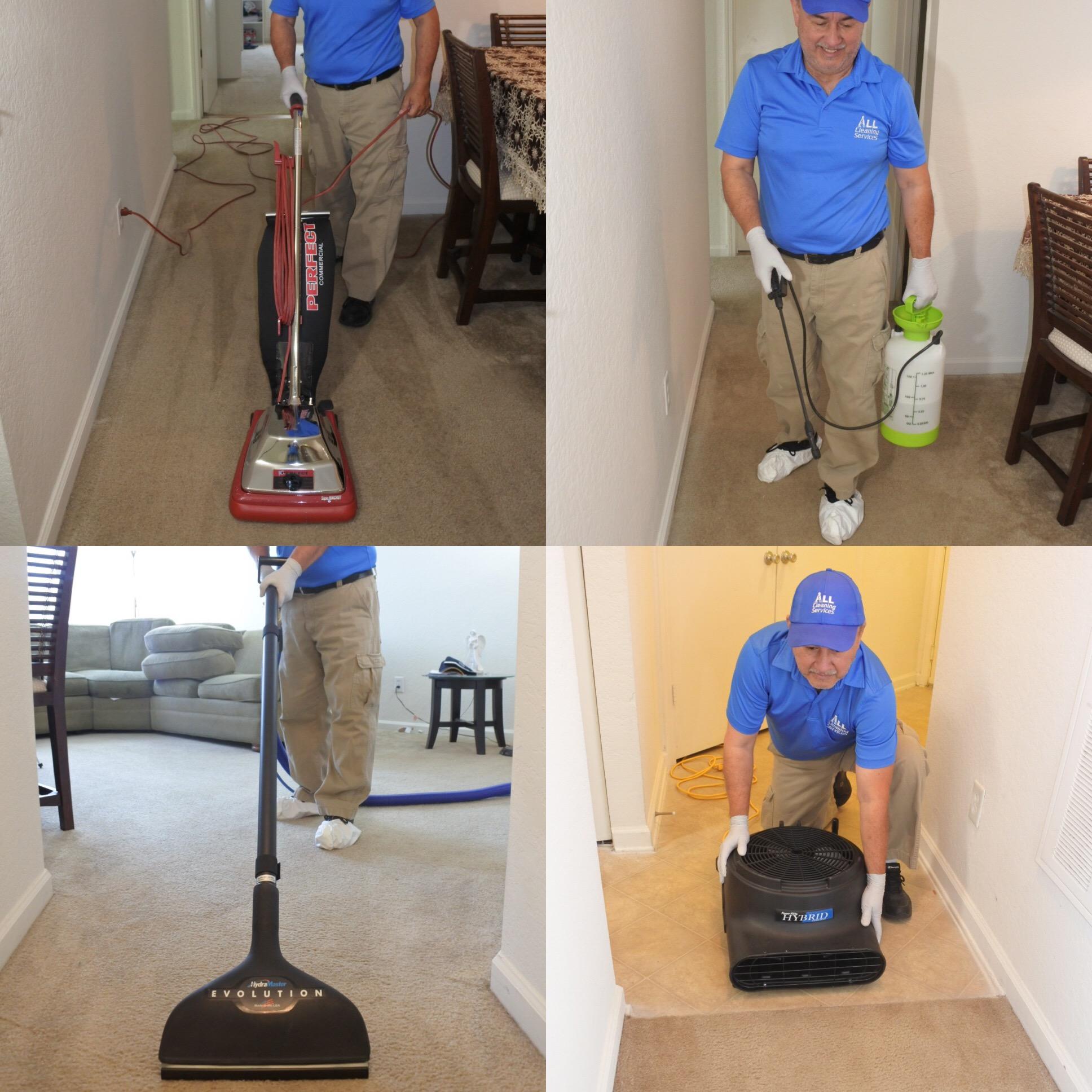 Floor cleaning in Jacksonville, Fl