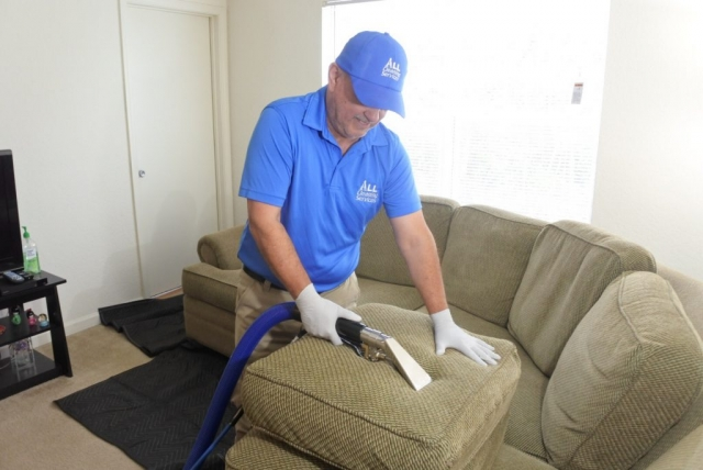 Professional Sofa Steam Cleaning in Jacksonville Fl